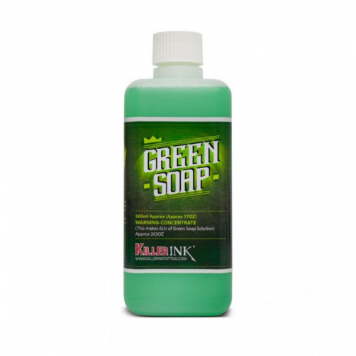 Zöld Szappan ( Green Soap ) Koncentrátum 500ml