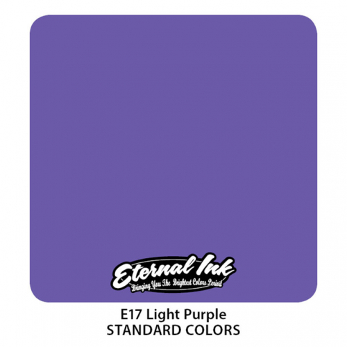 ETERNAL INK - Light Purple TETOVÁLÓ TINTA 15ML-ES