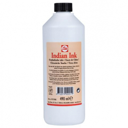 Indian Ink Fekete Festék 490ml-es / Tale...
