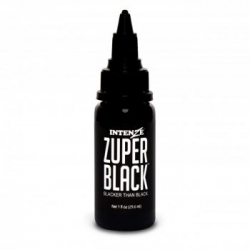Intenze Ink Zuper Black 30ml