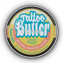 Tattoo Eazer Cosmetics Butter 200ml Teto...